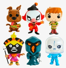 Funko Pop WITCH DOCTOR Animation Scooby Doo