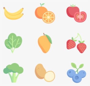 Fun Fruits Clip Arts Cartoon Drawing Of Vegetables And