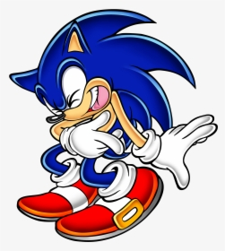 Drawing Alphabets Sonic The Hedgehog Png Download Sonic Adventure Official Art Transparent Png Kindpng