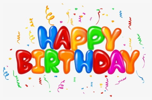 Happy Birthday Text Png Images Free Transparent Happy Birthday Text Download Kindpng