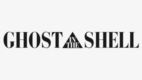 Ghost In The Shell 1995 Title Hd Png Download Kindpng