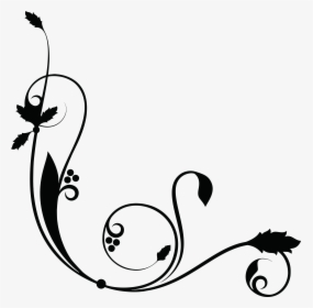 Free Clipart Of A Decorative Border Clip Art Decorative Borders Hd Png Download Kindpng