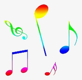 Colorful Music Note PNG Images, Free Transparent Colorful Music Note  Download - KindPNG