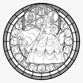 Religious Stained Glass Coloring Pages Stained Glass ...