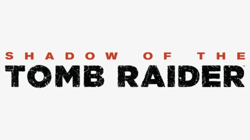Shadow Of The Tomb Raider Logo Png, Transparent Png - kindpng