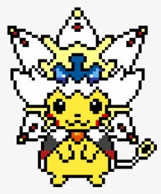 Solgaleo Pixel Art Pokemon Hd Png Download Kindpng