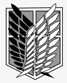 Attack On Titan Logo Png Images Free Transparent Attack On Titan Logo Download Kindpng