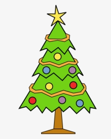 Sapin 02 Xmas Svg Clip Arts Christmas Tree Clipart Transparent Background Hd Png Download Kindpng