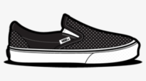 Clipart Shoes Tennis Shoe Cartoon Slip On Shoe Hd Png Download Kindpng