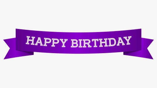 Happy Birthday Banner Png Images Free Transparent Happy Birthday Banner Download Kindpng