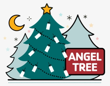 Salvation Army Angel Tree Hd Png Download Kindpng