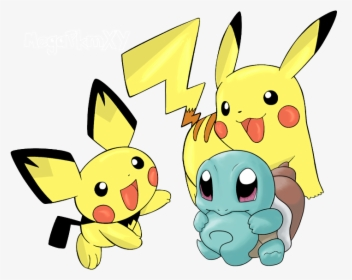 pikachu and pichu coloring pages hd png download kindpng pichu coloring pages hd png download