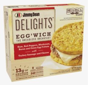 Jimmy Dean Breakfast Eggwich, HD Png