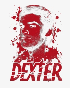 Details about  /Dexter Badge Juniors T-Shirt