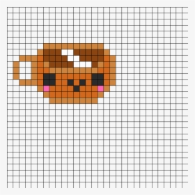 Peach Fruit Pixel Art Hd Png Download Kindpng