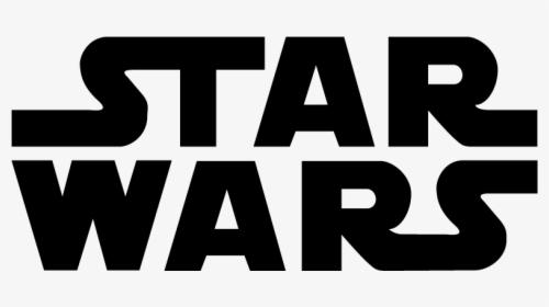 Star Wars Logo Transparent Black Vector Logo De Star Wars Hd Png Download Kindpng