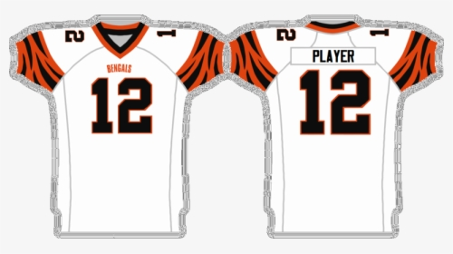 American Football Jersey Template Hd Png Download Kindpng