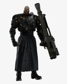 Nemesis Resident Evil 3 Remake Hd Png Download Kindpng