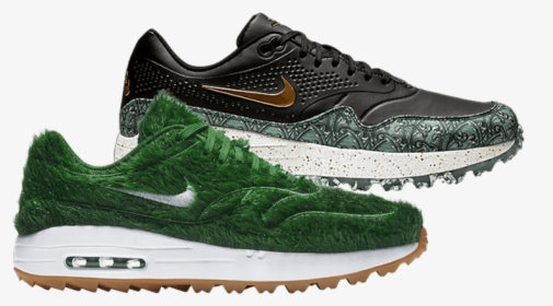 Air Max 1 G Nike Golf Shoes Hd Png Download Kindpng