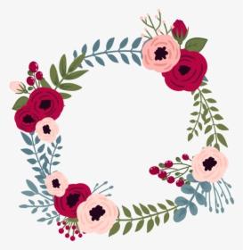 Transparent Dessin Clipart Couronne De Fleurs Dessin Hd Png Download Kindpng