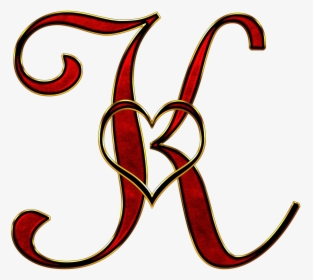 Valentine Capital Letter K F And K Letter Whatsapp Status Hd Png Download Kindpng