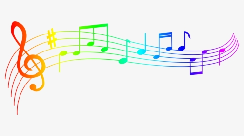 Color Music Notes Png Images Free Transparent Color Music Notes Download Kindpng