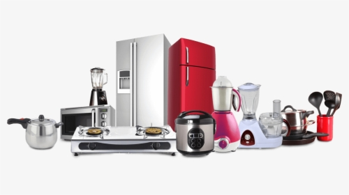 Home-products - Home Kitchen Appliances Png, Transparent Png - kindpng