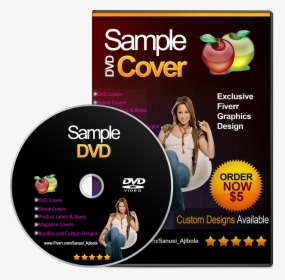 Design Cd Cover Ebook Dvd Logo Banner Or Product Label Dvd Hd Png Download Kindpng