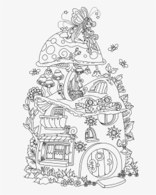 Freebie Friday by ColorIt (Free Adult Coloring Pages) - Birdhouse ...   280x224