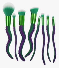 Transparent Makeup Brushes Png Pinceis Maquiagem Desenho Png