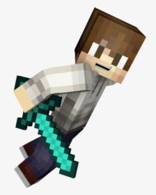 Minecraft Steve Running Png Transparent Png Kindpng