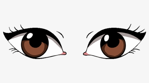 Transparent Cute Eyes Png Anime Eyes Female Easy Step By Step