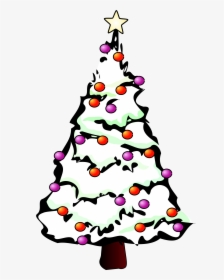 Download Christmas Tree Transparent Background Clipart