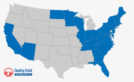 Where In The U - High Resolution Us Map Vector, HD Png ...