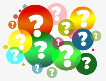 Question Mark Colorful Clipart Free Cliparts Transparent Colorful Question Mark Clipart Hd Png Download Kindpng
