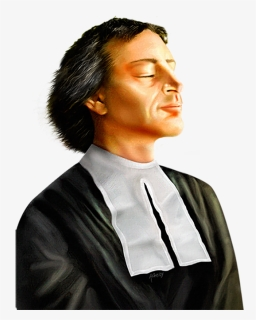 St John Baptist De La Salle White Background, HD Png Download - kindpng