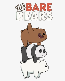 Bare Bears Gambar We Bare Bears We Bare Bear Hd Hd Png Download Kindpng