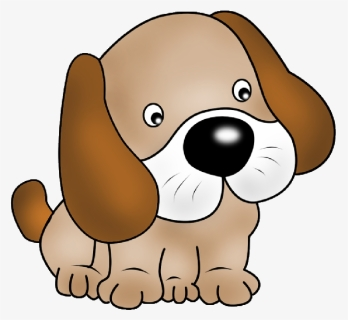Puppy Pictures Of Cute Cartoon Puppies Clipart Image Cute Dog Clipart Transparent Background Hd Png Download Kindpng