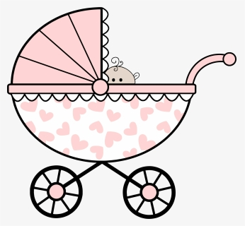 funny and captivating cute baby carriage coloring page | Doodle ... | 320x346