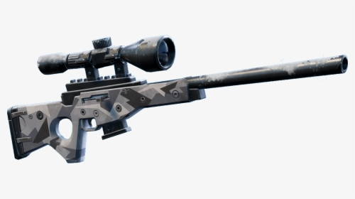 Fortnite Sniper Png Transparent Background Bolt Action Sniper Fortnite Png Png Download Kindpng