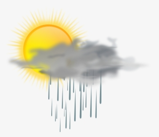 Fog and Sun Clip Art