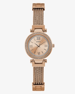 Guess Swirl Guess Watches For Women W1096l2 Hd Png Download Kindpng