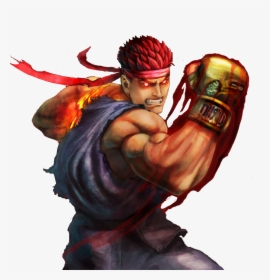 Pcs Evil Ryu 1 3 Hd Png Download Kindpng