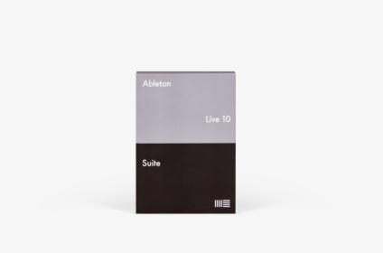Ableton live 10 suite download size 2019